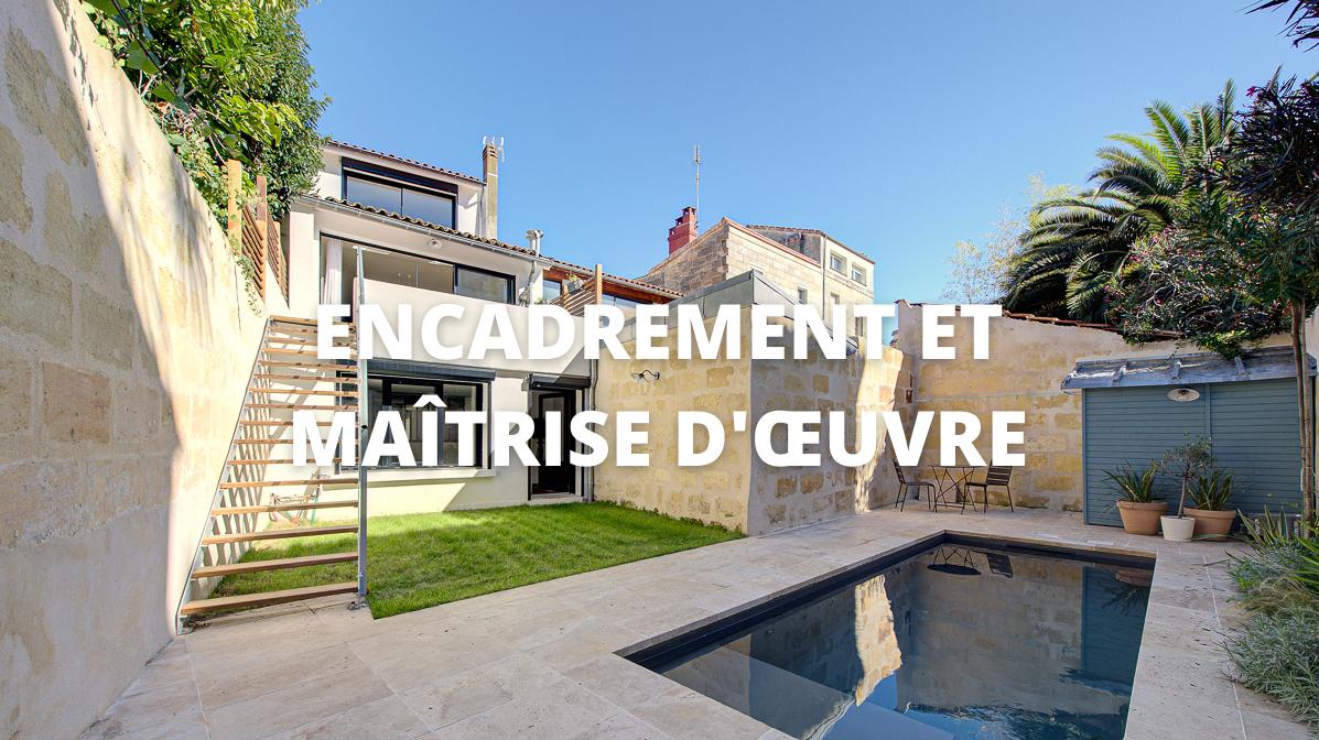 ENCADREMENT ET MAÎTRISE D'ŒUVRE (2)